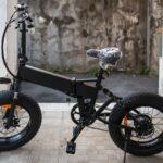 Fat E-bike 500W