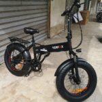Terfox Fat bike 250W